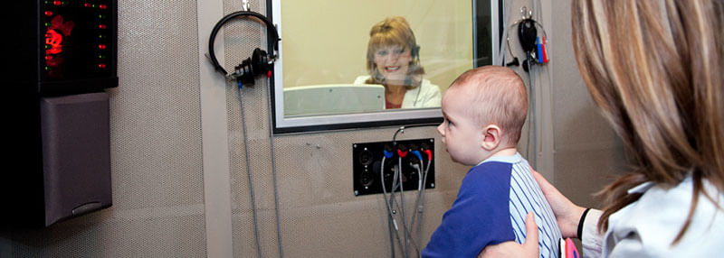 Hearing loss in infants