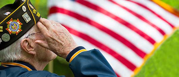 Veterans hearing healthcare
